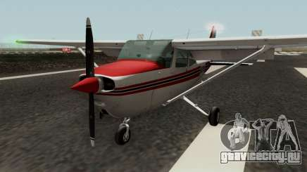 Cessna 172 Skyhawk (Updated) для GTA San Andreas