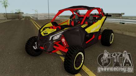Can-Am Maverick X3 для GTA San Andreas