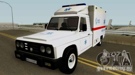 ARO 242 - Ambulanta 1996 для GTA San Andreas