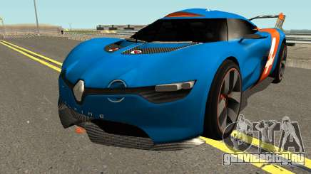 Renault Alpine A110-50 для GTA San Andreas