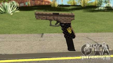 Desert Eagle Gucci для GTA San Andreas