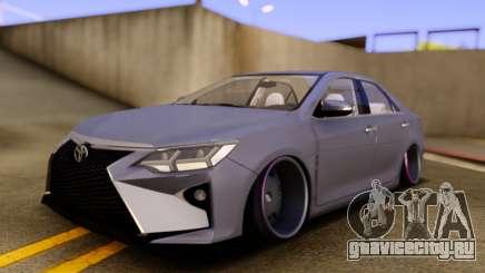 Toyota Camry V55 Sedan для GTA San Andreas