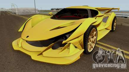 Gumpert Apollo Intensa Emozione 2019 для GTA San Andreas