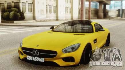 Brabus 700 Coupe для GTA San Andreas