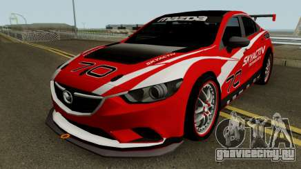 Mazda 6 SKYACTIV-D Racing для GTA San Andreas