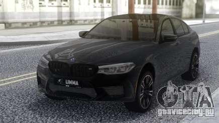 BMW F90 для GTA San Andreas