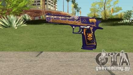 Desert Eagle From Zula для GTA San Andreas