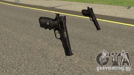 Browning Hi-Power Custom для GTA San Andreas