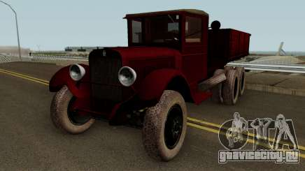 ЗИС-6 1934 IVF для GTA San Andreas