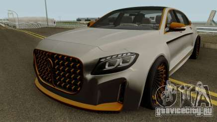Maybach Scaldarsi Motors для GTA San Andreas