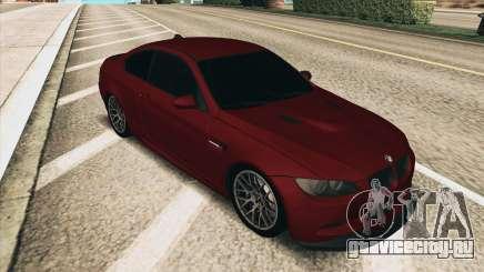 BMW M3 E92 Coupe для GTA San Andreas