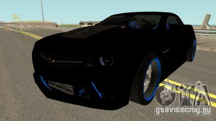 Chevrolet Camaro ZL1 2012 Drift 1.0 для GTA San Andreas