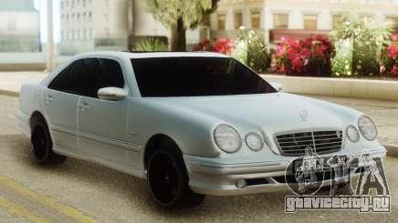 Mercedes-Benz W210 E55 AMG для GTA San Andreas