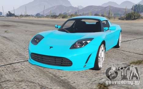 Tesla Roadster Sport 2010 для GTA 5