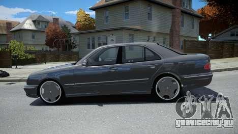 Mercedes-Benz W210 E55 AMG для GTA 4