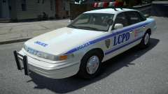 Ford Crown Victoria LCPD 1995 для GTA 4