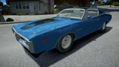 Dodge Charger 1971 Super Bee для GTA 4