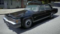 Cadillac Fleetwood Brougham 1978 для GTA 4