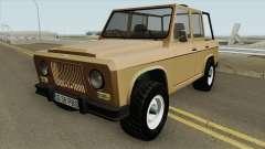 ARO 241D 1975 MQ для GTA San Andreas