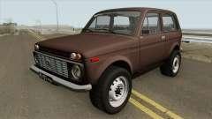 ВАЗ 3Э2121 Нива 1977 для GTA San Andreas