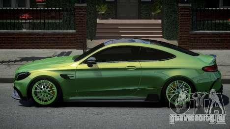 Mercedes-Benz C63 Brabus для GTA 4