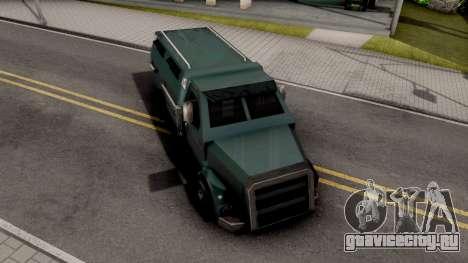 Securicar from GTA LCS для GTA San Andreas