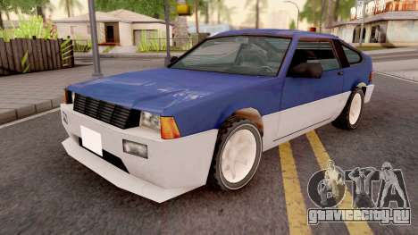 Blista Compact from GTA VCS для GTA San Andreas