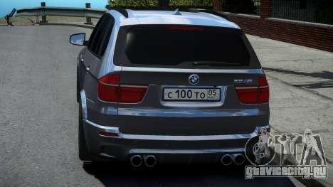 BMW X5M для GTA 4