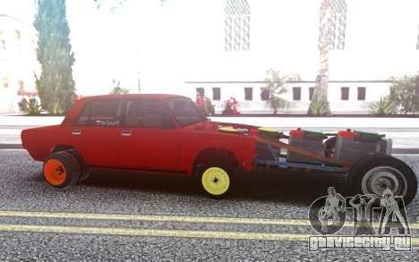 ВАЗ 2106 4 Двигателя для GTA San Andreas