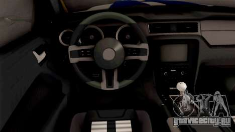 Ford Mustang NFS Movie для GTA San Andreas