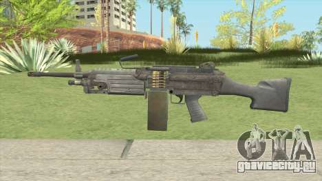 SOF-P FN M249E2 SAW (Soldier of Fortune) для GTA San Andreas