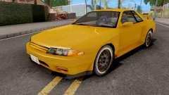 Nissan Skyline R32 GT-R 1993 для GTA San Andreas
