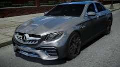 Mercedes-Benz E63 W213 AMG для GTA 4