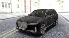 BMW X7 2017 Offroad для GTA San Andreas