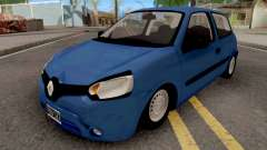 Renault Clio Mio Blue для GTA San Andreas