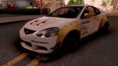 Honda Integra R 2002 Widebody для GTA San Andreas