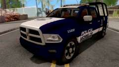 Dodge Ram 2500 Police IVF для GTA San Andreas