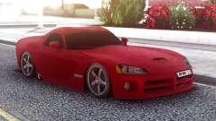 Dodge Viper SRT-10 Red для GTA San Andreas