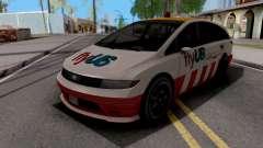 GTA IV FlyUS Perennial для GTA San Andreas