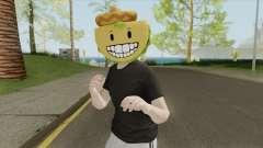 GTA Online Skin V4 для GTA San Andreas