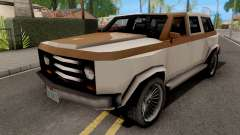 Gang Rancher from GTA VCS для GTA San Andreas