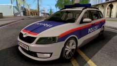 Skoda Octavia Polizei для GTA San Andreas