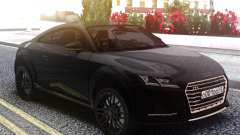 Audi TTS Black для GTA San Andreas