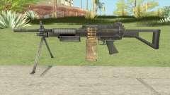 SOF-P FN MK48 (Soldier of Fortune) для GTA San Andreas
