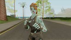 Ghoul Trooper Female From Fortnite для GTA San Andreas