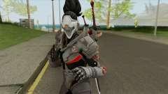 Creative Destruction - Ninja для GTA San Andreas