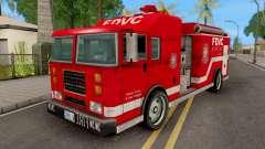 Firetruck from GTA VCS для GTA San Andreas