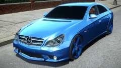 Mercedes-Benz CLS 63 AMG W219 для GTA 4