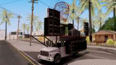 GTA V Vapid Festival Bus для GTA San Andreas