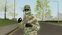 GTA Online Skin V3 для GTA San Andreas